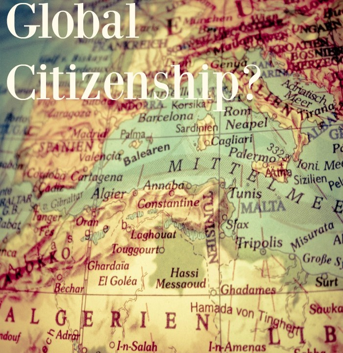What is Global Citizenship