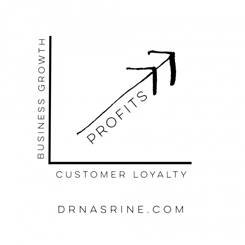 Dr. Nasrine Customer Loyalty