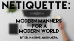 Online Manners Netiquette