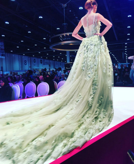 BRIDE Abu Dhabi 2016