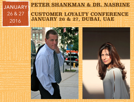 Shankman DrNasrine Customer Loyalty Dubai