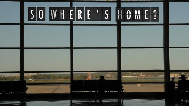 Third Culture Kid Airport Image