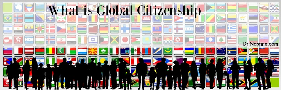 Global Citizenship Dr. Nasrine